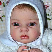 Куклы и игрушки ручной работы. Ярмарка Мастеров - ручная работа кукла реборн Валентинка. Handmade.