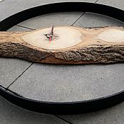 Для дома и интерьера ручной работы. Ярмарка Мастеров - ручная работа Часы в стиле лофт. Handmade.