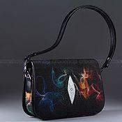 Сумки и аксессуары handmade. Livemaster - original item Bag women`s leather Stingray IMC0004A1. Handmade.