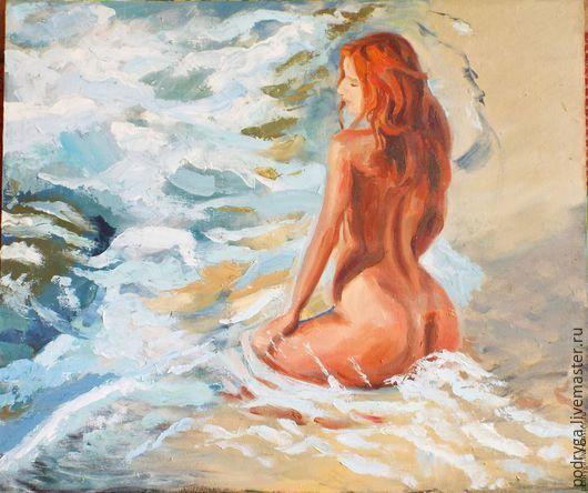 Девушка у моря ню фото 32-642