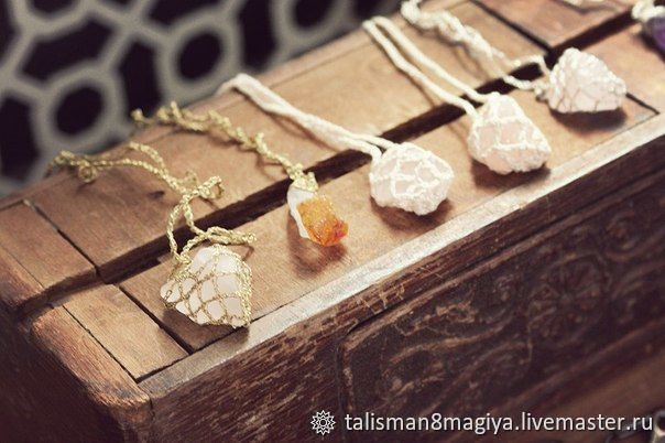 Stone Mascots on the neck by horoscope for love luck wealth health, Amulet, Moscow,  Фото №1