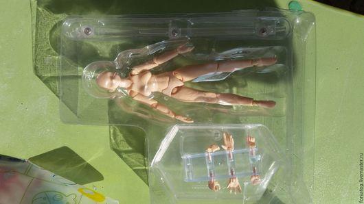 Куклы и игрушки ручной работы. Ярмарка Мастеров - ручная работа. Купить Заготовка шарнирной куклы (изготовление кукол). Handmade. Кукла