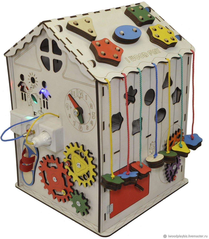 Бизидом игрушка для развития в Сарапуле