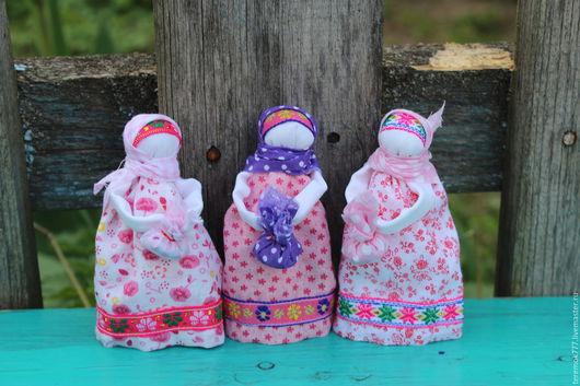 Народные куклы ручной работы. Ярмарка Мастеров - ручная работа. Купить Подорожница - оберег. Handmade. Комбинированный, оберег, обереговая символика