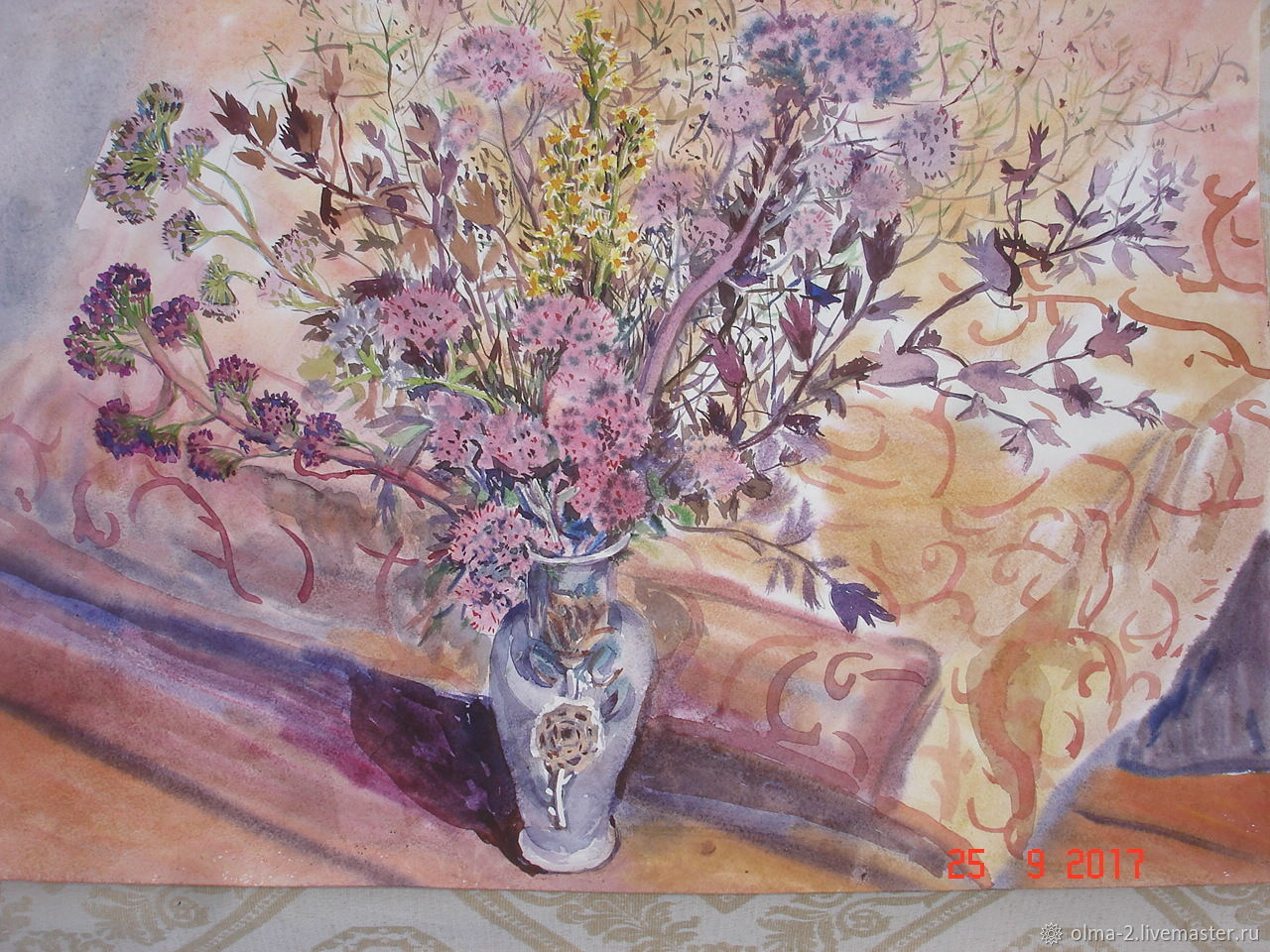 Forest flowers in a vase, Pictures, Tyumen,  Фото №1