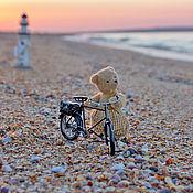 Куклы и игрушки handmade. Livemaster - original item Teddy Bear Maxim.. Handmade.
