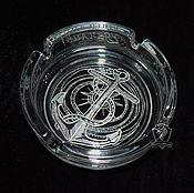 Для дома и интерьера handmade. Livemaster - original item sailor. ashtray. Handmade.