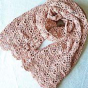 Аксессуары handmade. Livemaster - original item Cotton stole. Handmade.
