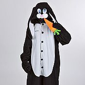 """Одежда ручной работы. Ярмарка Мастеров - ручная работа Костюм-кигуруми """"Крэйзи Кролик"""". Handmade."""