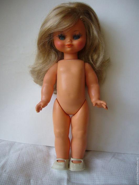 Винтажные куклы и игрушки. Ярмарка Мастеров - ручная работа. Купить Кукла блондинка (Италия). Handmade. Кукла, винил