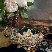 Винтаж handmade. Livemaster - original item Vase from Gerbing and Stefan. nach 20 in. Handmade.