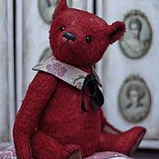 Куклы и игрушки ручной работы. Ярмарка Мастеров - ручная работа Вишневый. Handmade.