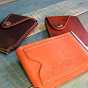 Сумки и аксессуары handmade. Livemaster - original item Money clip. Handmade.