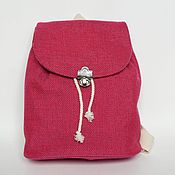 Сумки и аксессуары ручной работы. Ярмарка Мастеров - ручная работа Детский рюкзак на девочку, рюкзачок на девочку, рюкзак детский. Handmade.