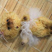 Куклы и игрушки ручной работы. Ярмарка Мастеров - ручная работа Мишка Айлин балерина. Handmade.