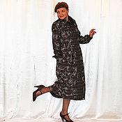 """Одежда ручной работы. Ярмарка Мастеров - ручная работа Платье на подкладке """"Casual """". Handmade."""