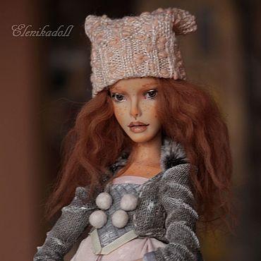 Куклы и игрушки ручной работы. Ярмарка Мастеров - ручная работа Дита. Handmade.