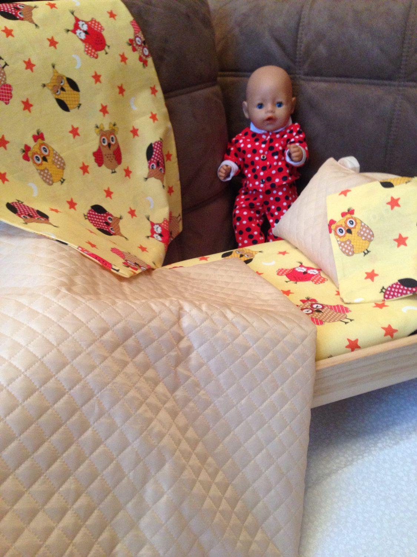 Подушка для кукол