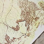 Картины и панно handmade. Livemaster - original item Forest .... Handmade.