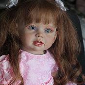 Куклы Reborn ручной работы. Ярмарка Мастеров - ручная работа Кукла реборн Алена из молда Бонни от Линды Мюррей. Handmade.
