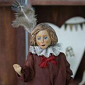 Куклы и игрушки ручной работы. Ярмарка Мастеров - ручная работа Маленькая Артистка. Handmade.