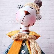Куклы и игрушки handmade. Livemaster - original item Tiger. Handmade.