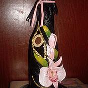 """Сувениры и подарки ручной работы. Ярмарка Мастеров - ручная работа декор """"орхидея"""". Handmade."""