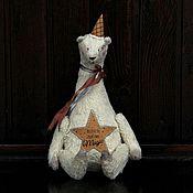 Куклы и игрушки ручной работы. Ярмарка Мастеров - ручная работа Мишка Creme Brulee Коллекция Believe. Handmade.