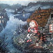"""Картины и панно ручной работы. Ярмарка Мастеров - ручная работа Картина маслом """"На островах  души"""". Handmade."""