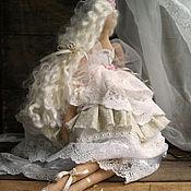 Куклы и игрушки ручной работы. Ярмарка Мастеров - ручная работа Анджел. Коллекционная кукла. Handmade.