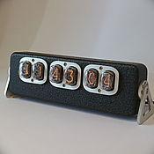 Подарки к праздникам handmade. Livemaster - original item Lamp clock
