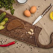 Посуда handmade. Livemaster - original item Serving Board