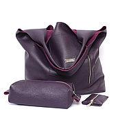 Сумки и аксессуары handmade. Livemaster - original item Shopper Bag Package String Bag Set as a gift T-shirt Hobo. Handmade.