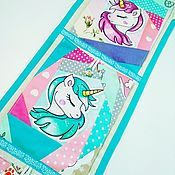 Для дома и интерьера handmade. Livemaster - original item In stock!!! Pockets in kindergarten Unicorns. Handmade.