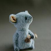 Куклы и игрушки ручной работы. Ярмарка Мастеров - ручная работа Мышь Сесиль. Handmade.