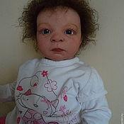 """Куклы и игрушки ручной работы. Ярмарка Мастеров - ручная работа Кукла реборн """"Эмма"""". Handmade."""
