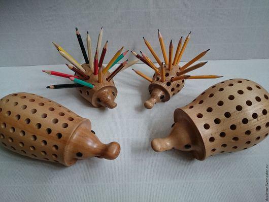 Карандашницы ручной работы. Ярмарка Мастеров - ручная работа. Купить Карандашница. Handmade. Карандашница, Декор, дерево
