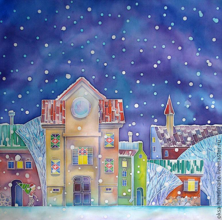 Зимняя сказка, Картины, Ессентуки,  Фото №1
