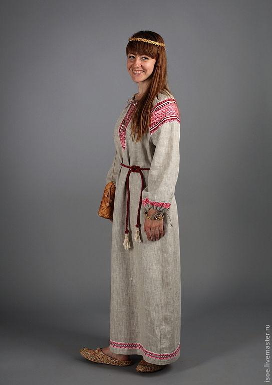 Женская славянская одежда купить