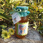 Косметика ручной работы. Ярмарка Мастеров - ручная работа Детский уксус для волос на травах бережный уход яблочный ароматный. Handmade.