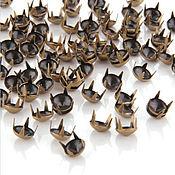 Материалы для творчества ручной работы. Ярмарка Мастеров - ручная работа Заклепки 8мм. Handmade.