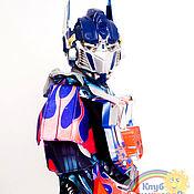 Одежда handmade. Livemaster - original item Costume Optimus Prime. Handmade.