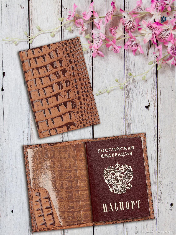 Обложка для паспорта, Обложки, Москва,  Фото №1