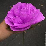 Цветы ручной работы. Ярмарка Мастеров - ручная работа Бумажные цветы. Handmade.