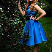 Одежда ручной работы. Ярмарка Мастеров - ручная работа Платье Стиляги в стиле 50-60 г ретро стиль. Handmade.
