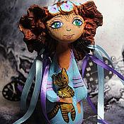 Куклы и игрушки ручной работы. Ярмарка Мастеров - ручная работа Мечтательница.. Handmade.