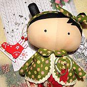 Куклы и игрушки handmade. Livemaster - original item Tilda tadpole.. Handmade.