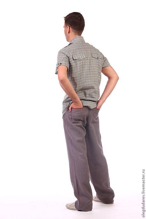 Мужские брюки большого размера доставка