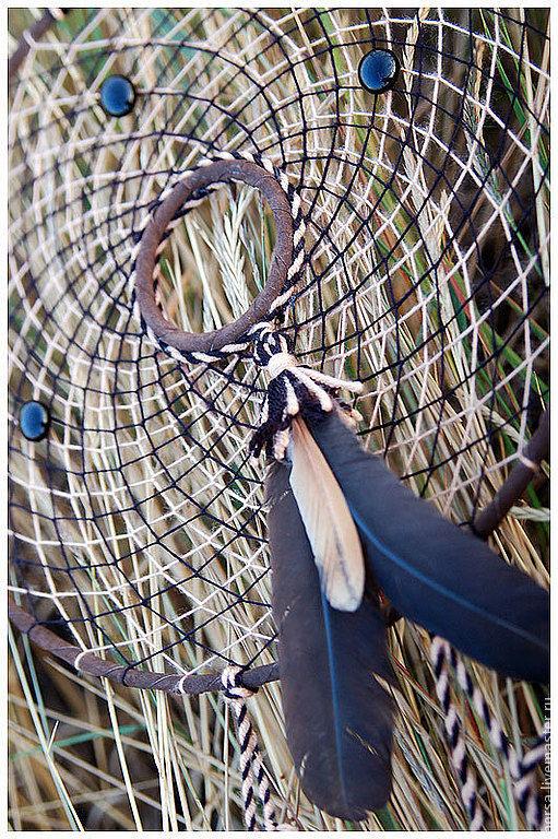 уникальный ловец снов с двойным плетением. очень красивый, необычный и супер рабочий помощник!