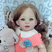 Куклы Reborn ручной работы. Ярмарка Мастеров - ручная работа Кукла-реборн Ария. Handmade.